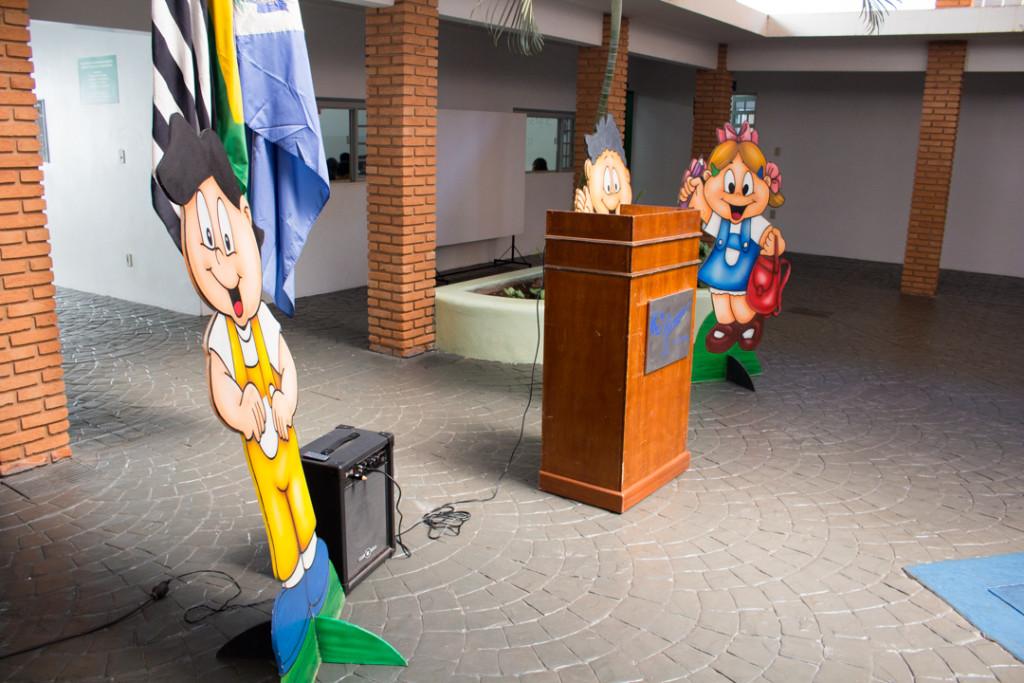 Posse de candidatos eleitos para a Juniorlândia