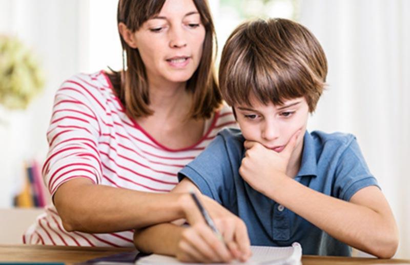 Famílias e os alunos com transtorno de aprendizagem