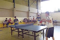 Tênis de Mesa - JICO 2015