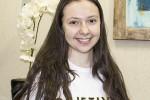 A redação da aluna Laura Mendonça da Costa, do 9º ano do ensino fundamental do Colégio Objetivo, foi a segunda colocada das 30 selecionadas