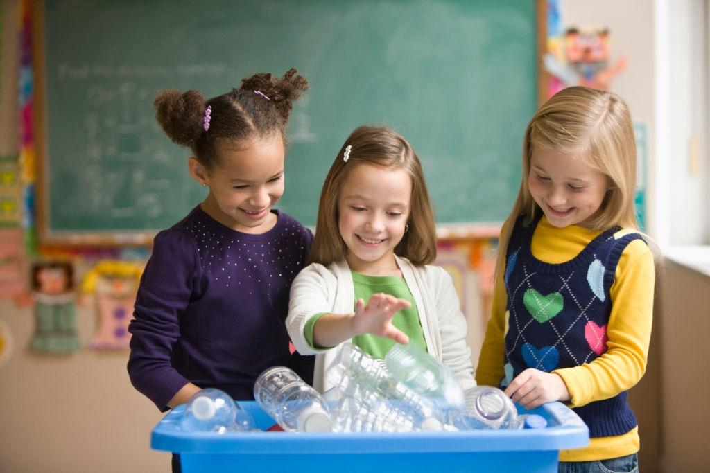 Projeto: Conscientização Ambiental e Social, reciclagem de material plástico – Final